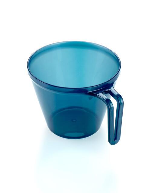 GSI Geschirr Infinity Tasse bleu